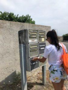 diffusion boite aux lettres Isles-sur-Sorgues