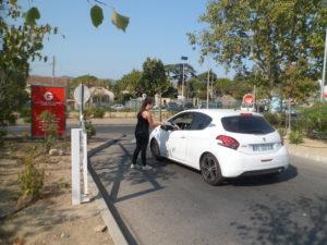 opération hôtesses sortie Casino Croix Rouge Marseille