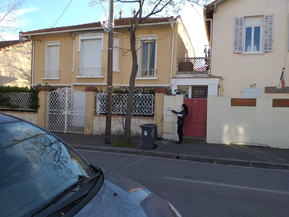 Distribution en boites aux lettes sur Aix-en-Provence