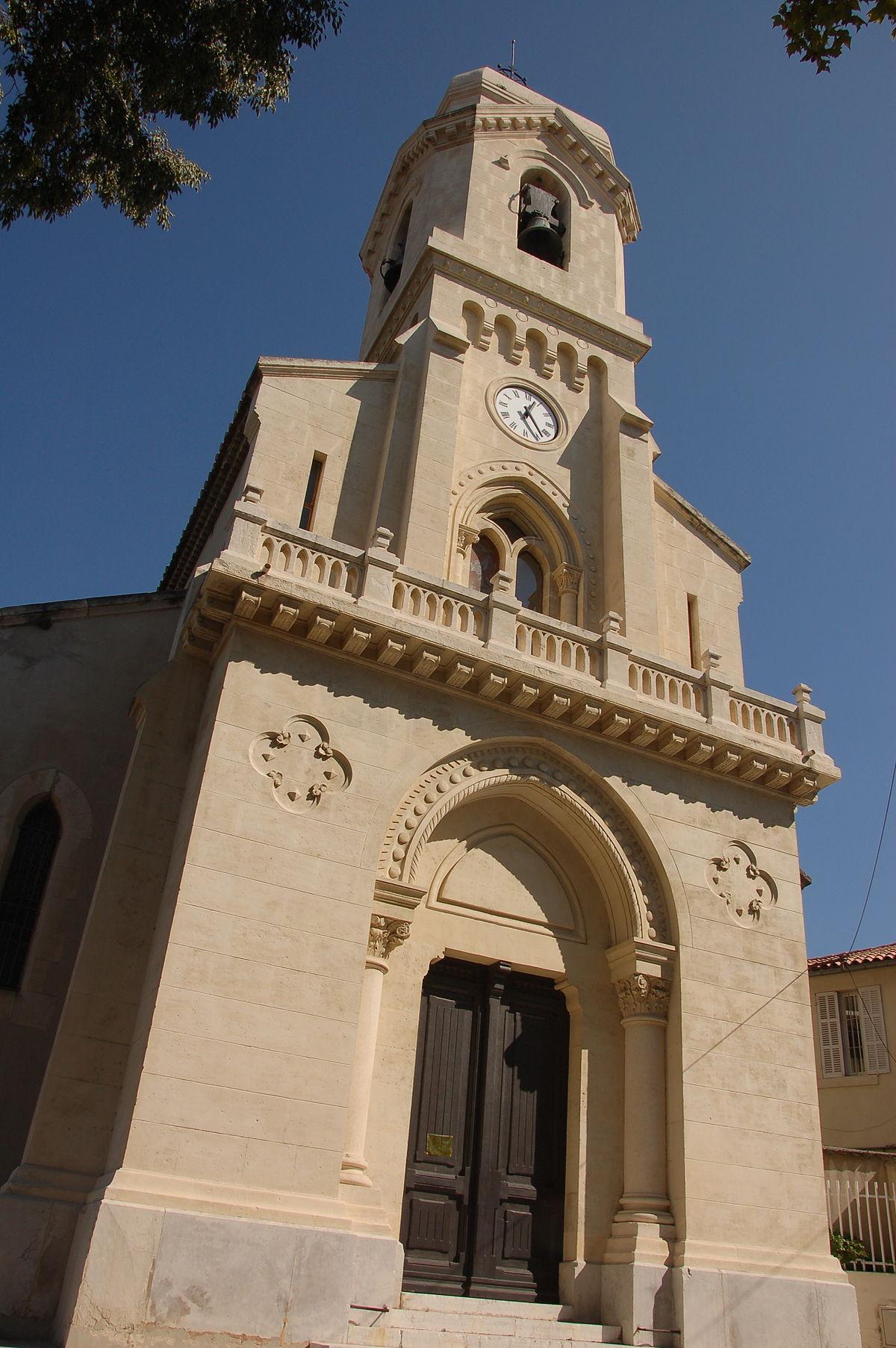 Eglise de Sainte Marthe