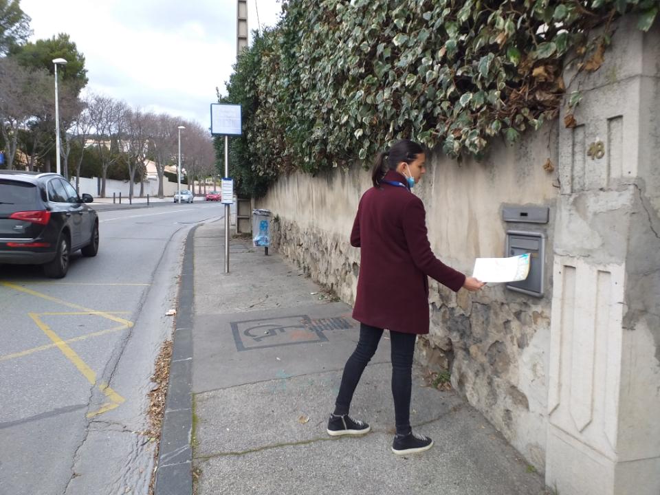 distribution boite au lettre Marseille