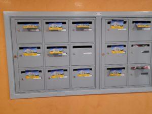 distribution d'imprimés publicitaires sur Marseille en boites individuelles