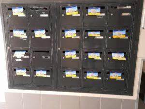 distribution publicitaires sur Marseille sur boites individuelles cedex