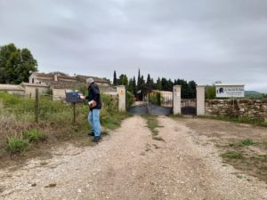 Distribution boites aux lettres sur mallemort zone rurale