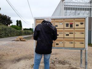 distribution boites aux lettres mallemort cedex rural