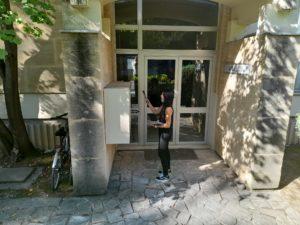 Distribution cedex résidence Aix-en-Provence